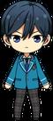 Hokuto Hidaka student uniform chibi.png