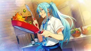 (Magic Recipe) Wataru Hibiki CG