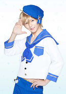 Tomoya TTSF Stage Play Official