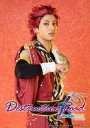 Kuro Destruction × Road Stage Play Official
