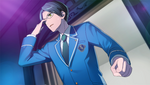 (The Strict Leader) Keito Hasumi CG