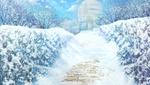 Garden Space (Winter) Full