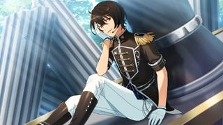 (Half Asleep) Ritsu Sakuma CG2