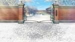 School Gates (Winter) Full