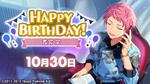 Shu Itsuki Birthday 2020 Twitter Banner