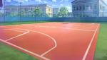 Basketball Court Full