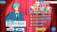 Kanata Shinkai Birthday Campaign