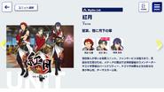 AKATSUKI In-Game Unit Profile 2020