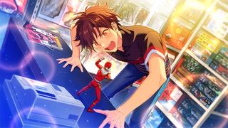 (A Hero's Partner) Chiaki Morisawa CG