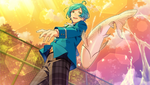 (Trial Gatekeeper) Kanata Shinkai CG