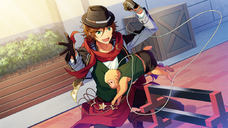 (First Tricks of the Monkey) Madara Mikejima CG