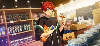 (Captivating Sweets) Hiiro Amagi CG