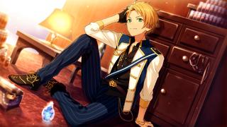 (Moving Forward) Makoto Yuuki CG