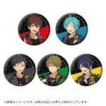 Star's Parade PREMIUM Tin Badge (July Unit Performance Ver.) RYUSEITAI