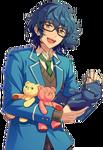 (Triple Bear) Tsumugi Aoba Full Render