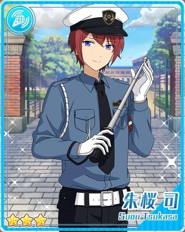 (Security Defense) Tsukasa Suou