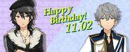 Happy Birthday Rei and Izumi