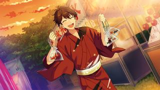 (Smiles and Fireworks) Chiaki Morisawa CG