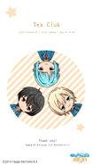 Gamegift Fanpage 2nd Anniversary Tea Club Wallpaper