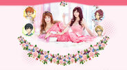 Kano Sisters CM Main Page Cover 2