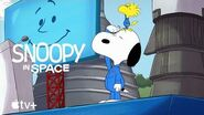 Snoopy In Space — Official Trailer Apple TV+