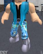 BlueForalOutfit
