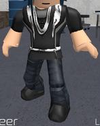 BlackTopWithScarf