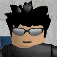 Agent Shades