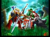 Epic Battle Fantasy series