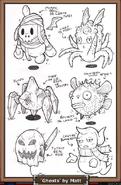 EBF5Concept GhostsAndOctopus