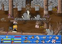 Graybone Cemetary Screen