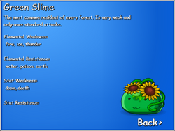 Green slime with sunflowers.png