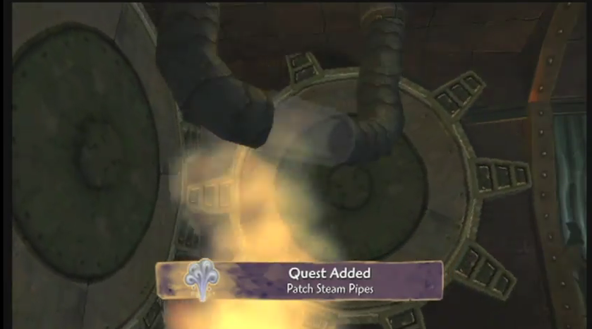 Patch Steam Pipes
