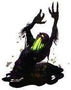 Shadow Blot Art of Epic Mickey Render