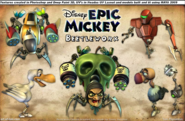 Epic Mickey Beetlworx