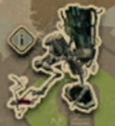 Mechanical Arm Map Icon