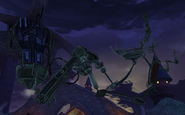 Mechanical Arm Destruction 1