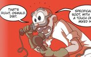Mad Doctor in the Tales of Wasteland Comics