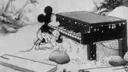 Mickey Mouse - The Castaway - 1931