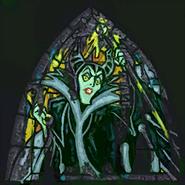 Maleficent window