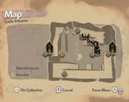 Castle Entrance Map