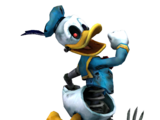 Animatronic Donald