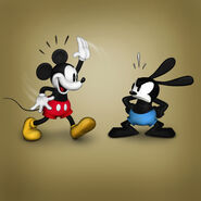 Mickey and Oswald 2