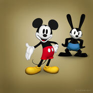 Mickey and Oswald 1