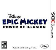 Power of illusion