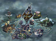 Epic Mickey concept art 7