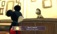 Museum Power Spark quest