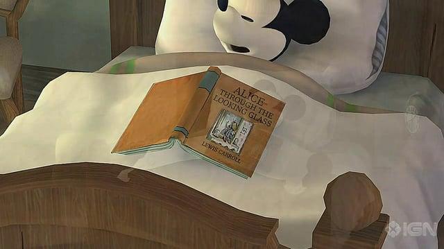 Epic Mickey Trailer w Original Sound Design