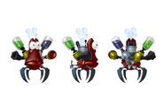 Epic Mickey 3 character concept