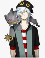 Pokemon trainer oc 2